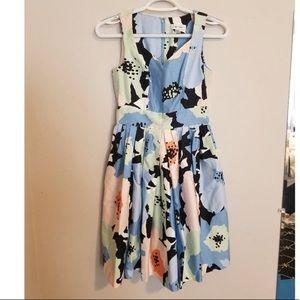 Calvin Klein spring dress size 0P